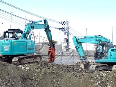 解体工事施工技士が行う安全性の高い解体工事