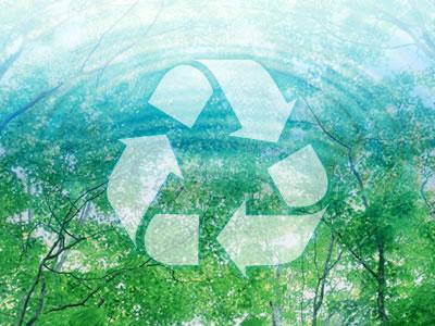 高いリサイクル率を実現するグループネットワーク