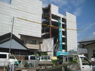 S造6階建